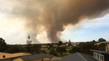 The PM promised Esperance residents better telco coverage in wake of deadly bushfires.
