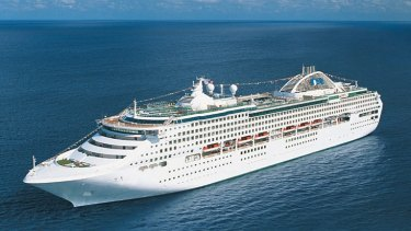 Princess Cruises confirmed the spread of gastro on board the Sun Princess.