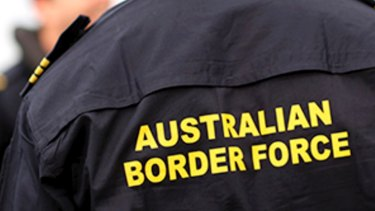 Australian Border Force staff are being required to pay back the amounts.