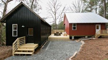 Auburn University's Rural Studio.