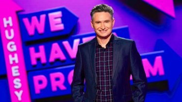 Dave Hughes is leaving The Footy Show.