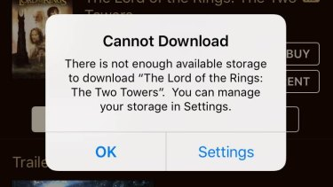 iPhone capacity full? This cool trick will free up space