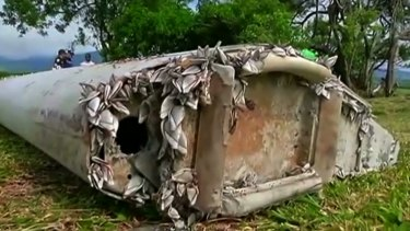 Plane wreck in Philippines 'containing skeleton' not MH370