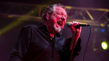 At 70, rock veteran Robert Plant can still deliver.