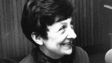 Vivien Gray in 1980.