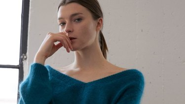 Jac + Jack's knits are part of the outlet sale.