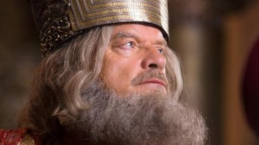 Kelsey Grammer in Killing Jesus – A slew of Christian documentaries are cobbled together at Easter and Christmas.