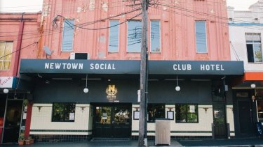 Newtown Social Club to close in April, blaming Sydney's