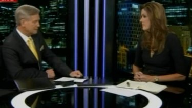 Peta Credlin on the Andrew Bolt report on Monday night.