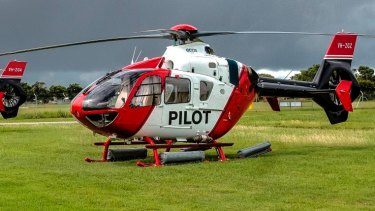 Search resumes for trainee pilot after helicopter crash off