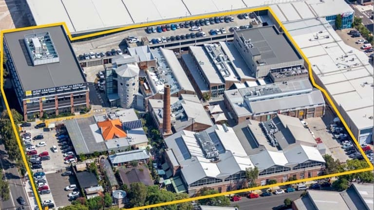 South Sydney's prominent The Mill, Alexandria complex has been bought by DEXUS Property through CBRE