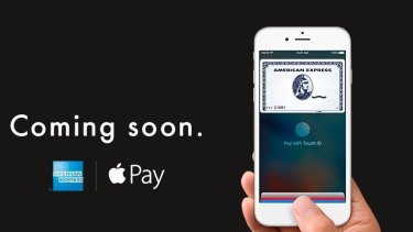 American Express will now work on Apple Pay in Australia.