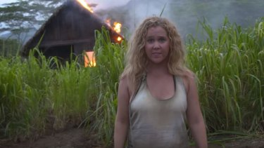 Amy Schumer's Formation parody has angered women of colour on Twitter.