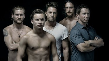 The Cody boys in the TNT series of Animal Kingdom.