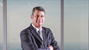 Former Victorian premier and chairman of Cbus Super Steve Bracks.