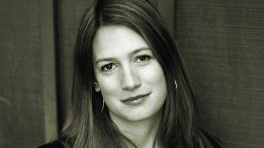 Gillian Flynn, author of <i>Gone Girl</i>.