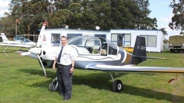 Lancefield plane crash: Two people dead after light plane