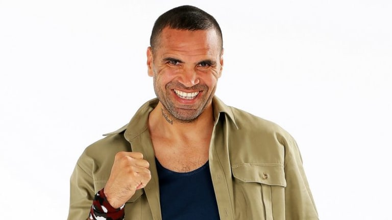 Anthony Mundine has quit I'm A Celebrity Get Me Out Of Here.