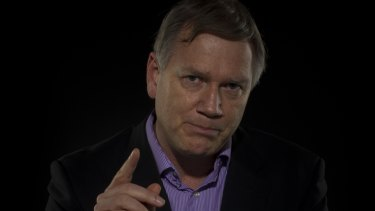 Under fire, again: Andrew Bolt.