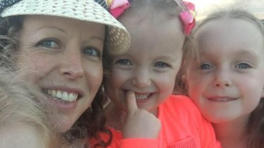 Mother-of-four Christie Rea often breastfeeds in public and was shocked by the incident.