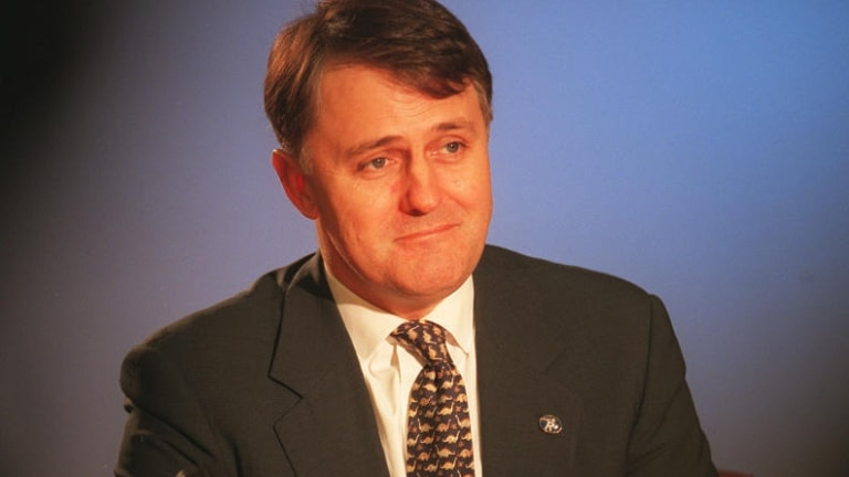 Malcolm Turnbull made the comments in 1997, when the republic debate was raging in Australia.