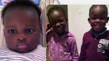 Sixteen-month-old Bol and four-year-old twins Madit and Hanger all died.