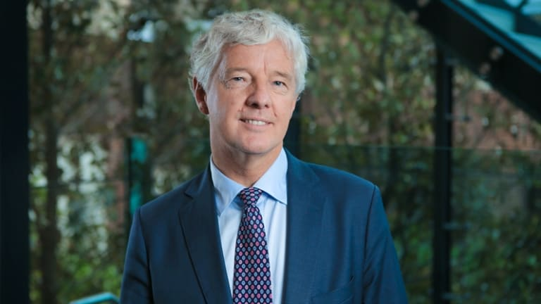 Professor Paul Myles is the lead investigator if the ATACAS trial, winner of ACTA's Clinical Trial of The Year Awards.
