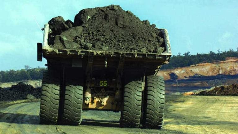 'Voids to the horizon': Collie's coal pits are nearing the end of their lives.
