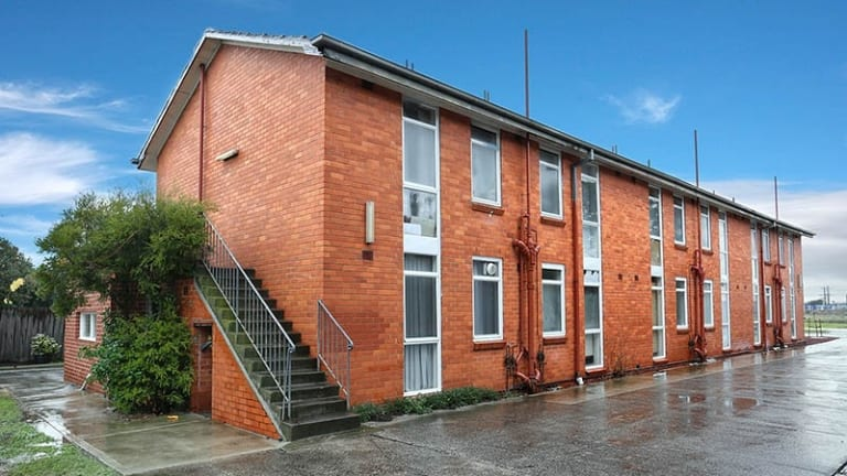 Ageing six-pack flats like this could become the new target of developers.