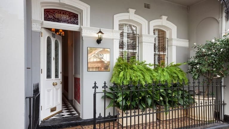 Graham's Auction, run out of a $2.4 million Woollahra terrace, sold Asian art and antiquities to the world, often attracting prices of more than $100,000.