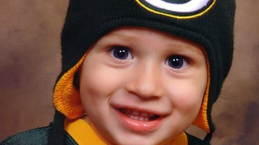 Toddler Ted McGee was crushed to death when an IKEA chest of drawers fell on top of him in the US in February.