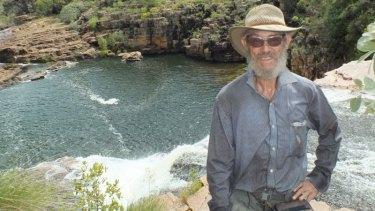 Bushwalker Russell Willis warns fire is devastating Kakadu.