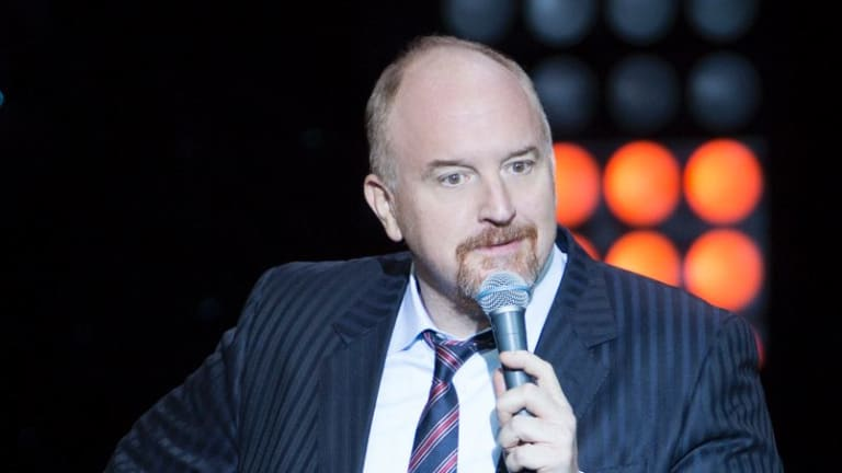 It's telling that, so far as we know, Louis CK wasn't asking to masturbate in front of his female bosses or prominent colleagues.