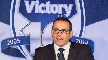 Victory chairman Anthony Di Pietro.