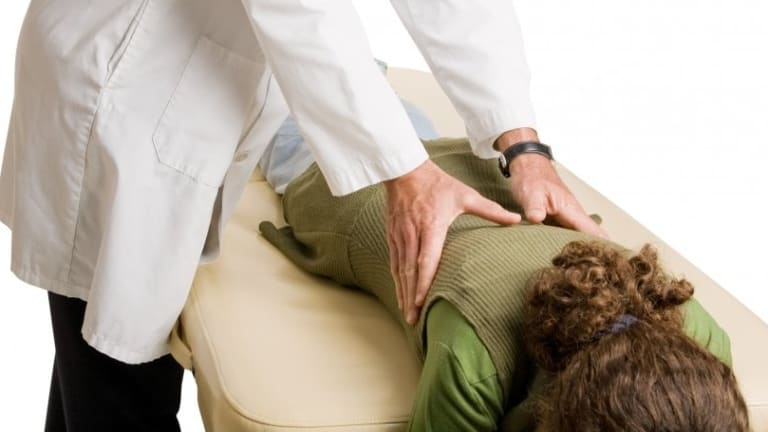 There is a major weakness in the regulatory set-up for chiropracters.