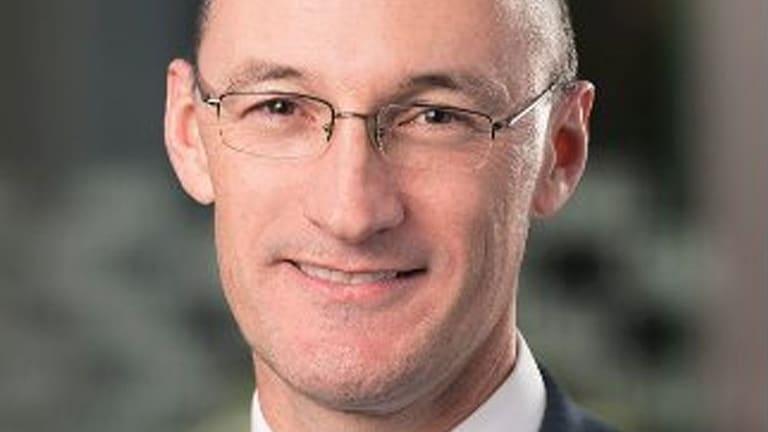 The head of Crown's international VIP program, Jason O'Connor.