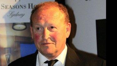 Links to Hayson: News Corp journalist Phil ''Buzz'' Rothfield.