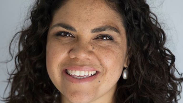 Jacinta Price an Alice Springs town councillor. She is a Warlpiri/Celtic woman who has grown up in Alice Springs.
