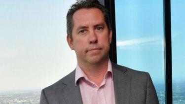 John Forman, general manager of Eureka Sky Deck.