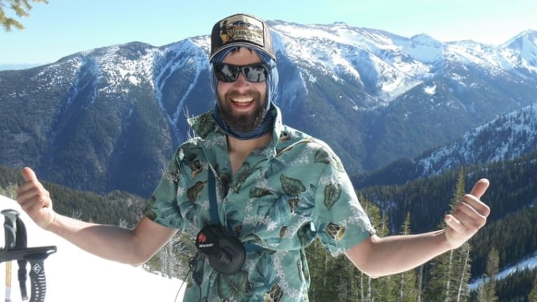 Avalanche expert Kip Rand died doing the job he loved.