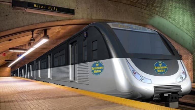 The building of the Brisbane Metro system may create 7000 jobs, the city council says.