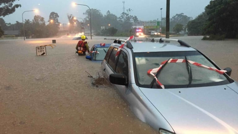 Brisbane weather: Wettest May day in 175 years