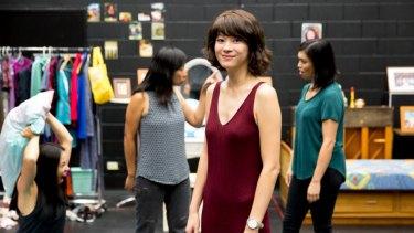Sunshine Coast-born Law has written a new play called <i>Single Asian Female</I>.