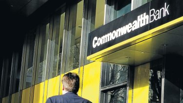 Outage: Commonwealth Bank services went down on Tuesday morning.