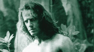Christopher Lambert in <i>Greystoke: The Legend of Tarzan, Lord of the Apes</i>.