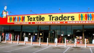 Textile Traders has been a fixture of Perth's retail scene.