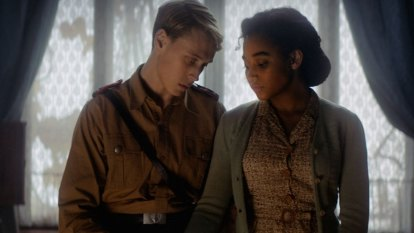 Where Hands Touch review: Star-crossed romance in Nazi Germany more fantasy than reality