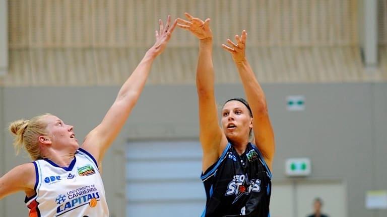 Canberra Capitals recruit Jordan Hooper.