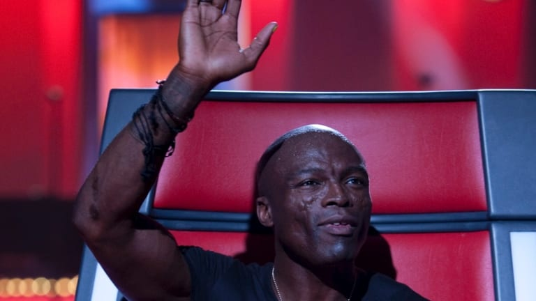 Seal will be in Sydney next year for filming of <i>The Voice</I>.