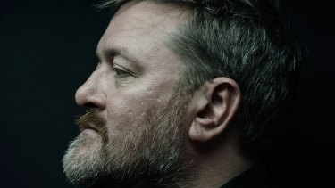 The frontman of Elbow, Guy Garvey,  has released a solo album, Courting the Squall.